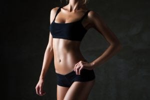 Toned Female Body